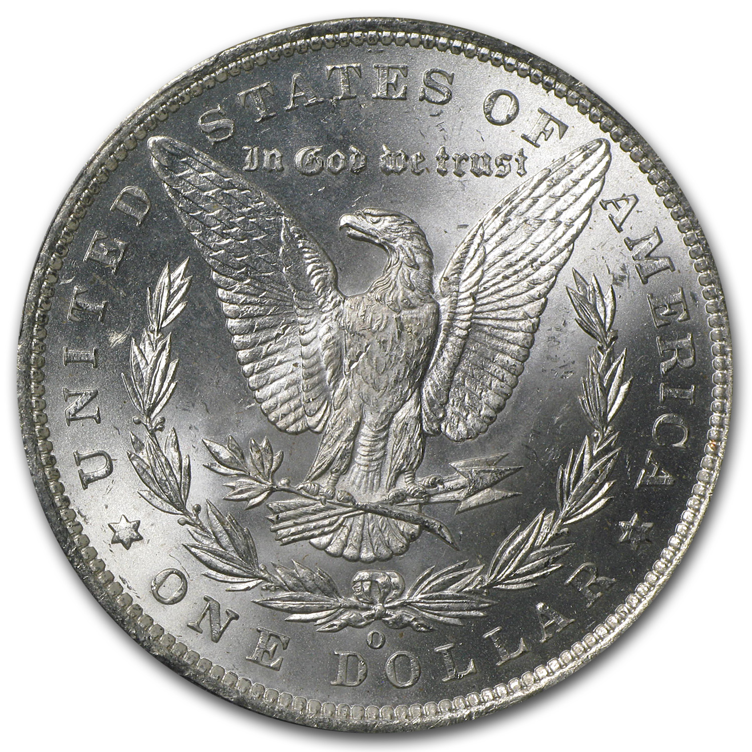 1885-O Morgan Dollar - MS-64 PCGS